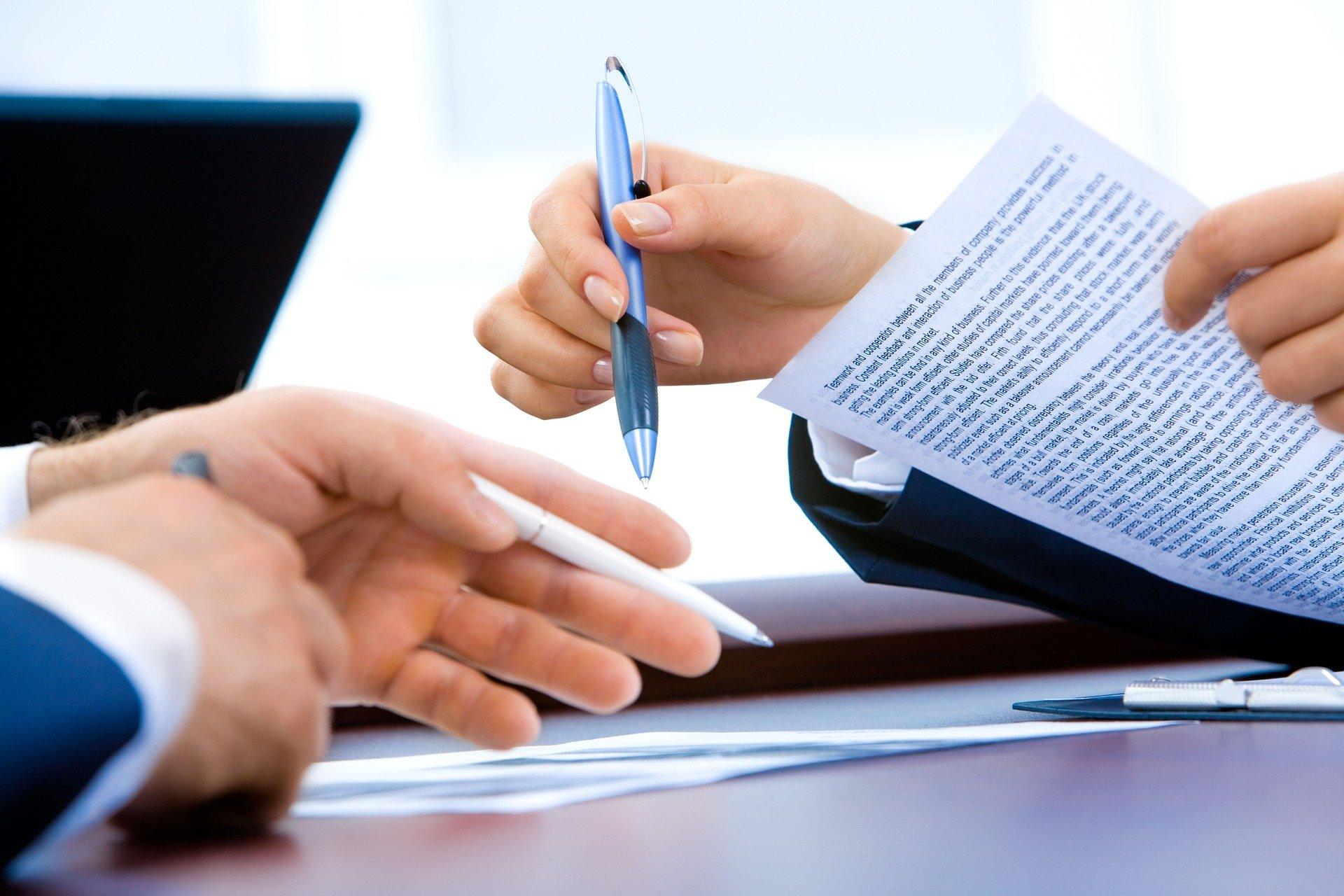 contracten tekenen en bijhouden